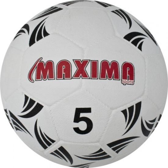 Топка футболна , Размер 5, Гумена