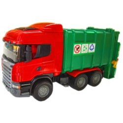 Камион боклукджийски