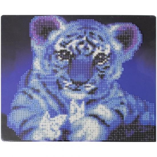 Диамантен пъзел мозайка, 25х21 см 05