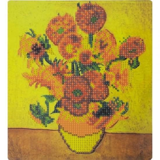 Диамантен пъзел мозайка, 25х21 см 06