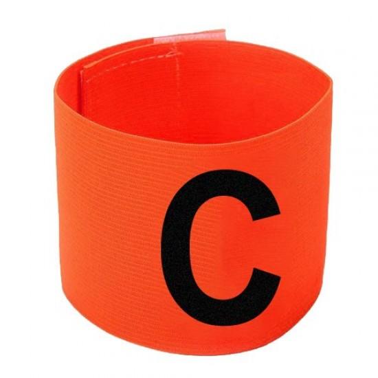 Капитанска лента, Едноцветна, Оранжева