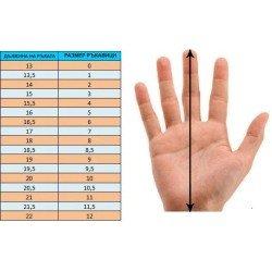 Вратарски ръкавици SELECT 03 YOUTH, размер 1