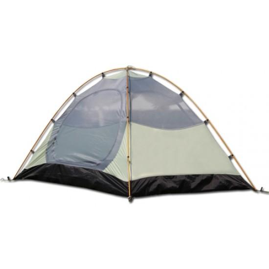 Палатка двуместна (двуслойна)с размери 210x140x105 см