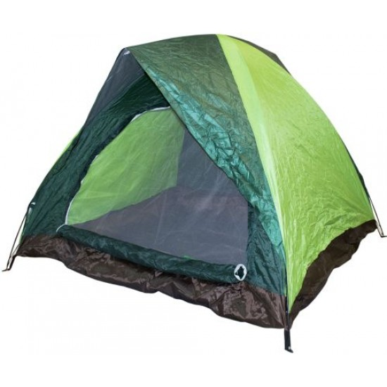 Палатка триместна (двуслойна) 190x190x130см
