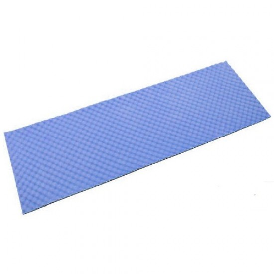 Постелка за къмпинг, Водоустойчива, 180х55х1.3 см, Синя