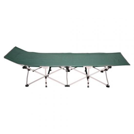 Походно легло (сгъваемо легло) за къмпинг и туризъм, Зелено