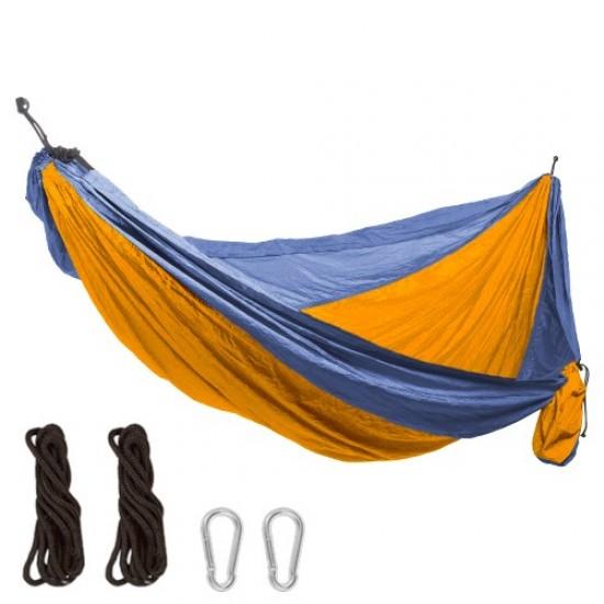 Хамак, Дължина до 320 см, Платно 250x130 см, От парашутен плат, Дизайн 4