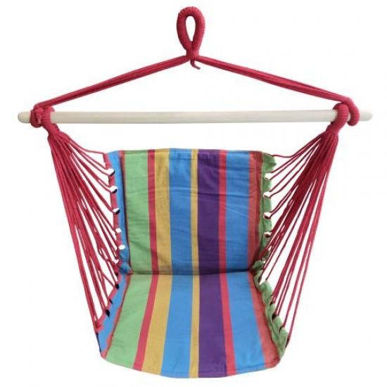 Стол тип бразилски хамак , 98x50х95 см, Памучно платно - 60025205