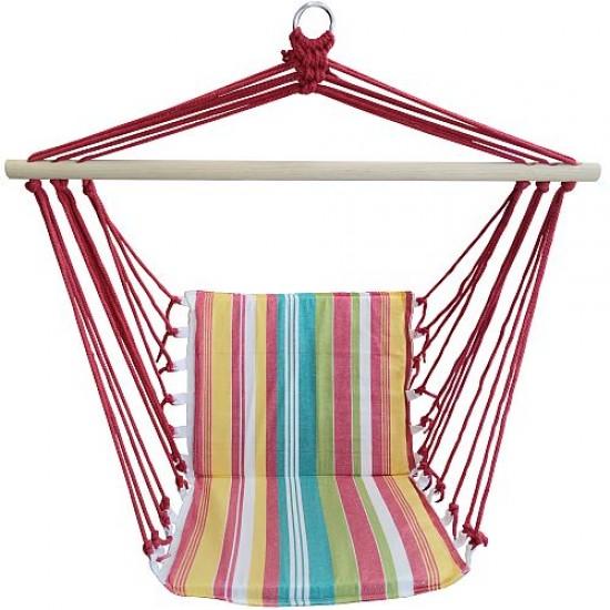 Стол тип бразилски хамак, 90x46х100 см, Памучно платно - 60025206