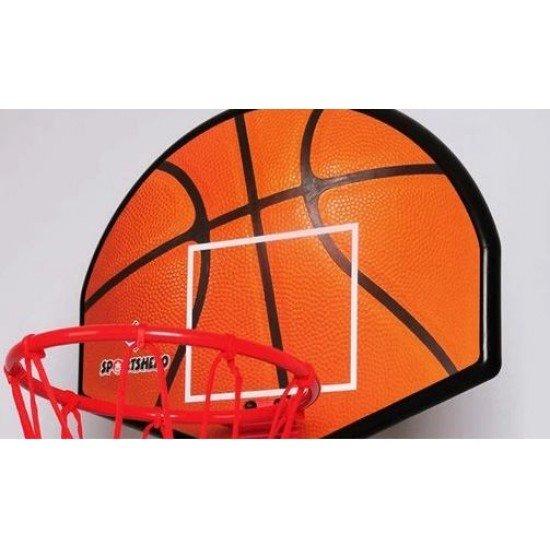 Баскетболно табло с дартс - двустранно