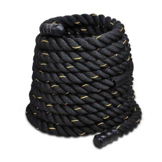 Бойно въже за тренировка Ф5 см, 15 м