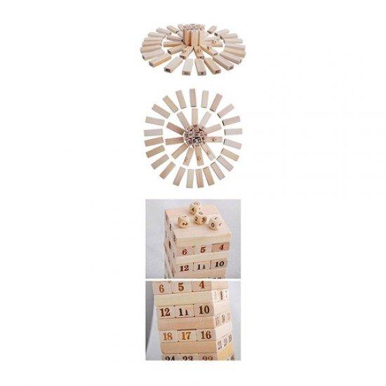 Дженгадайска кула 48 елемента с числа
