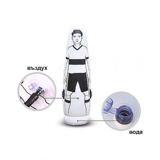 Фигура за трениране на свободни удари MAXIMA, 205 см, Надуваема