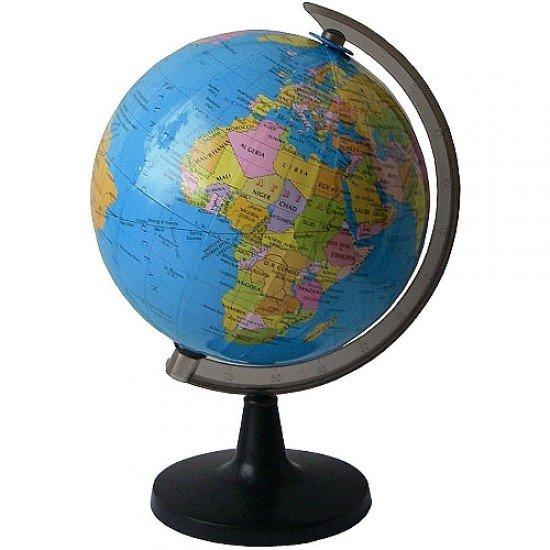 Глобус политически на английски език, Ф21.4 см