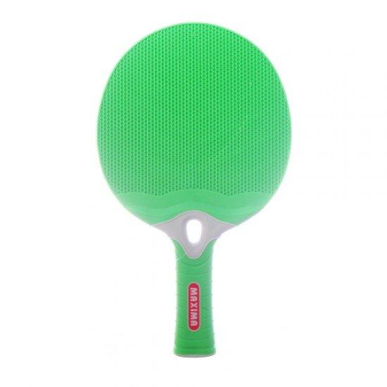 Хилка за тенис на маса MAXIMA Outdoor - Зелена