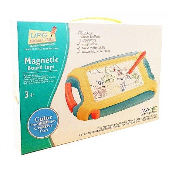Магнитна дъска за писане в четири цвята