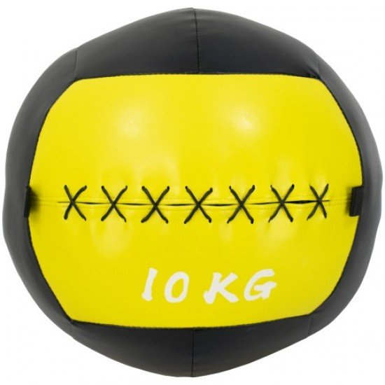 Медицинска топка (Wall ball) 10 кг, 36 см