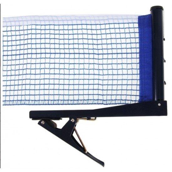 Мрежа за тенис на маса с метални стойки