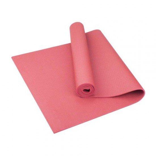 Постелка за йога 173x61x0,4 см - Розов