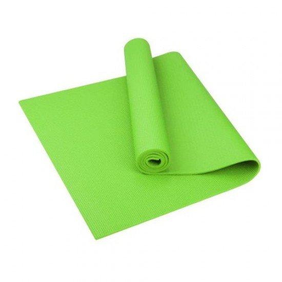 Постелка за йога 173x61x0,4 см - Зелен