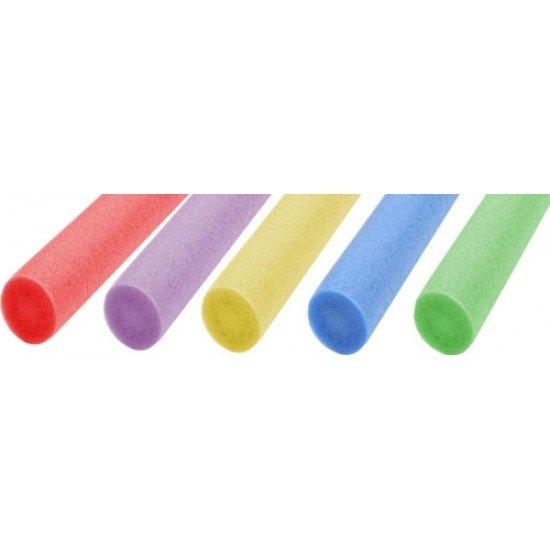 Пръчка - нудълс (макарон) за водна гимнастика, 148 - 152 см, Ф6 см