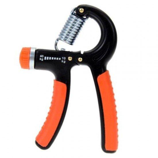 Пружина за ръка с регулиране на натоварването от 10 до 40 кг - Черна