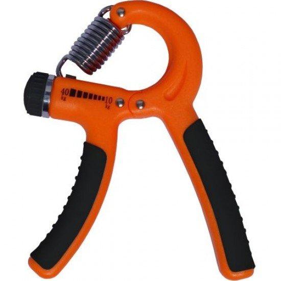 Пружина за ръка с регулиране на натоварването от 10 до 40 кг - Оранжева