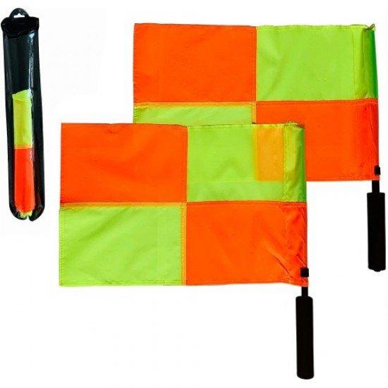 Съдийски флагове MAXIMA, комплект 2 броя