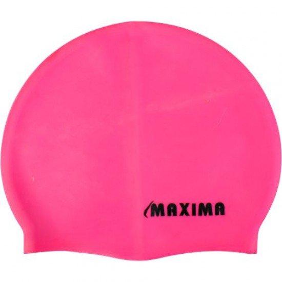 Шапка за плуване (плувна шапка) MAXIMA, Розова