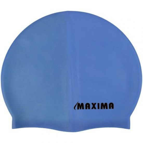 Шапка за плуване (плувна шапка) MAXIMA, Светло синя