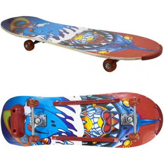 Скейтборд (рибка) MAXIMA 77х25см