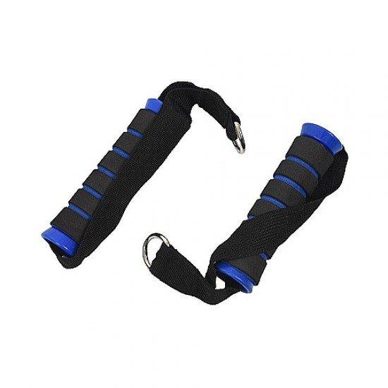 Тренировъчен колан с 4 ластика MAXIMA, За ръце и крака