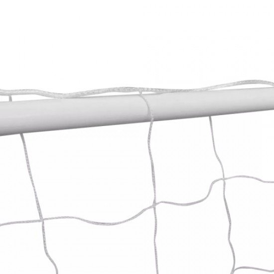 Врата за мини футбол 182х123х64 см, Сглобяема с мрежа