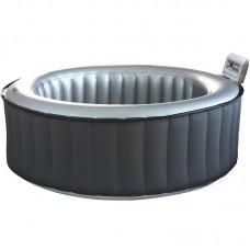 Надуваемо кръгло джакузи Silver Cloud 180х70 см