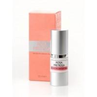 """Натурален крем за околоочен контур """"Rosa Pretiosa"""" Natural Cosmetic, 20 мл"""