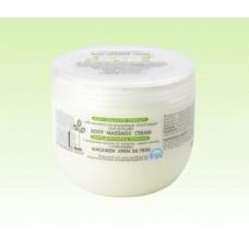 Масажен крем за тяло антицелулитен Natural Cosmetic, 1000 мл