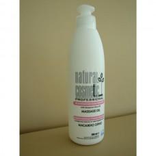 Масажно олио Роза Natural Cosmetic, 200 мл