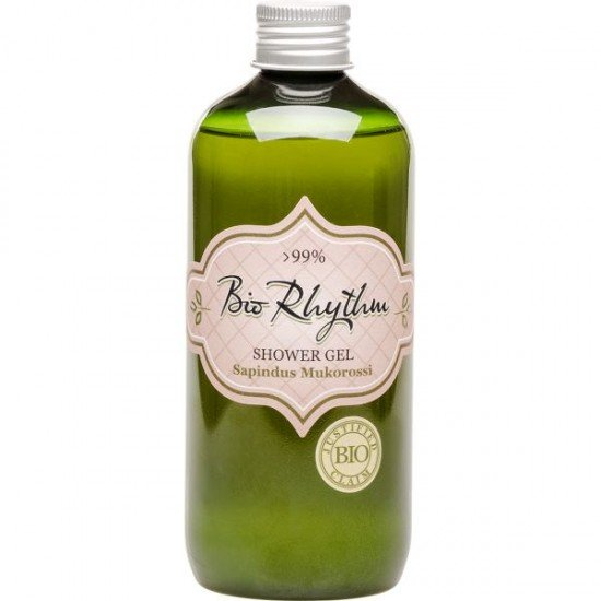 "Био душ-гел с рийта ""Bio Rhytham"" Natural Cosmetic, 300 мл"