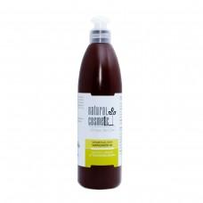 Душ-гел с масло от сандалово дърво Relax 24 Natural Cosmetic, 300 мл