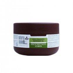 Крем за тяло с масло от мента Relax 24 Natural Cosmetic, 300 мл