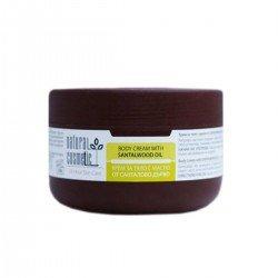 Крем за тяло с масло от сандалово дърво Relax 24 Natural Cosmetic, 300 мл