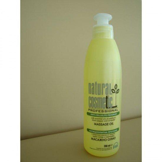 Масажно олио Антицелулитно Natural Cosmetic, 1000 мл