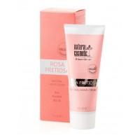 """Натурален крем за ръце """"Rosa Pretiosa"""" Natural Cosmetic, 75 мл"""