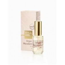 Натурално сухо масло с Арган и Макадамия Natural Cosmetic, 30 мл