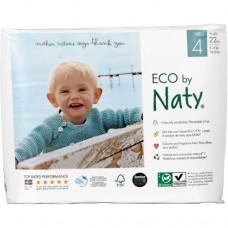 Naty Pants Еко пелени - гащи Nature Babycare 8-15 кг, 22 броя
