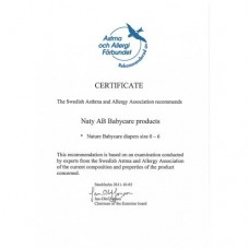 Naty Еко пелени Nature Babycare 11-25кг, 22 броя