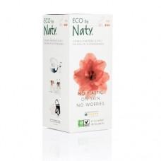 Naty Дамски ежедневни Еко превръзки Large, 28 броя