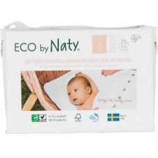 Naty Еко пелени Nature Babycare 2-5 кг, 25 броя