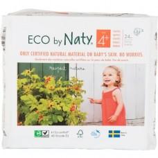 Naty Еко пелени Nature Babycare 9-20кг, 24 броя