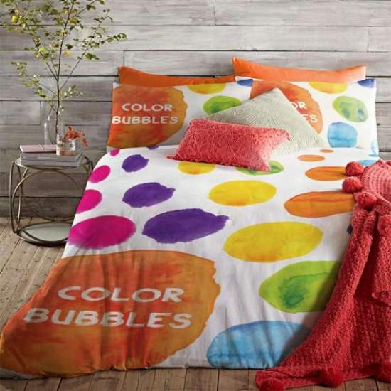 Спалня голяма Ранфорс - Бъбълс